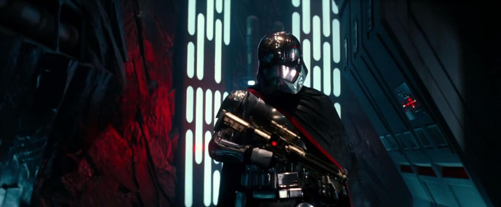 Star Wars The Force Awakens Chrome Trooper