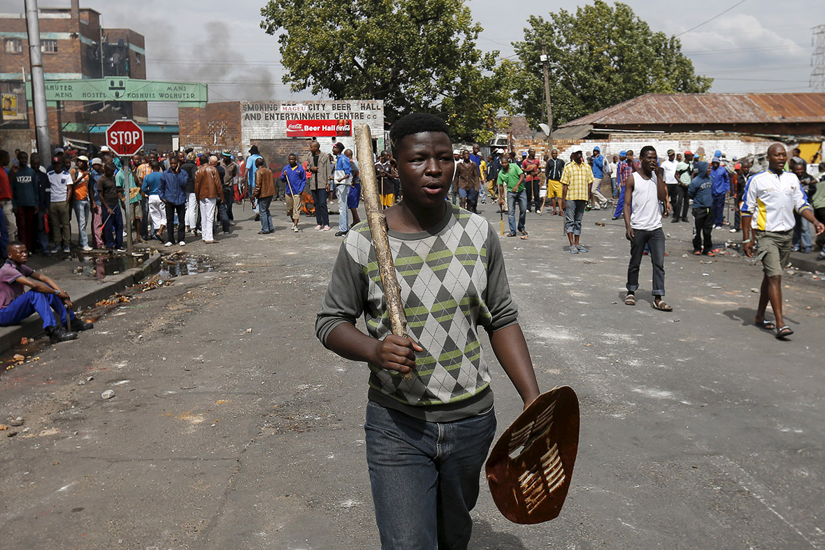 south africa xenophobic attacks