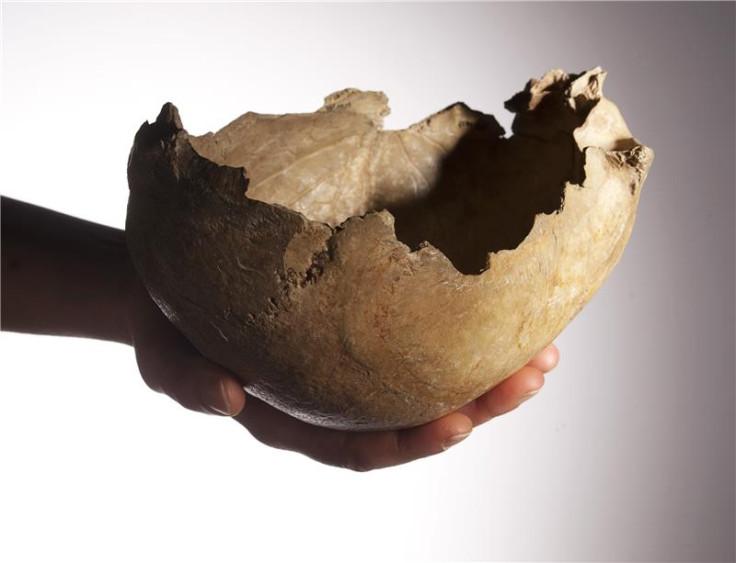 cannibal skull cap