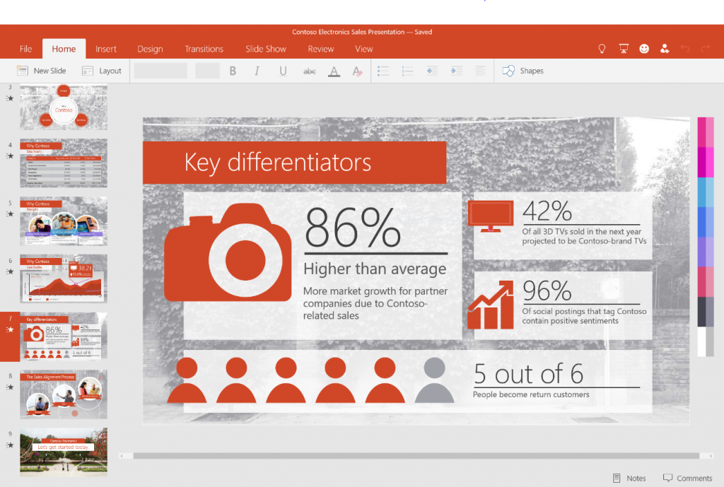 New MS Powerpoint