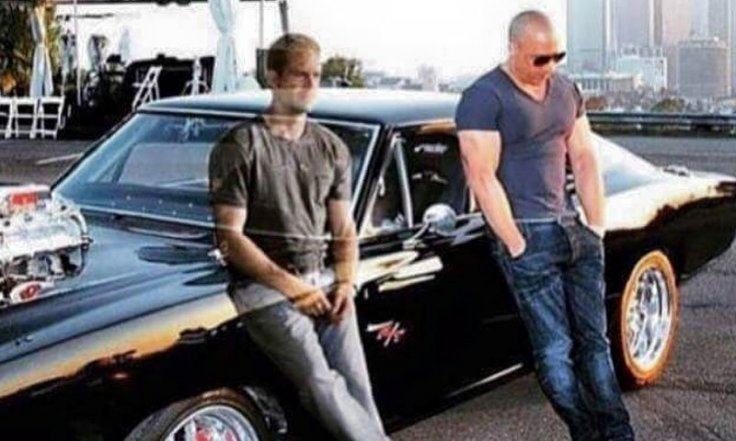 Paul walker ghost