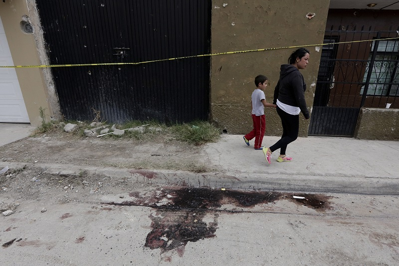 Mexico gang violence aftermath