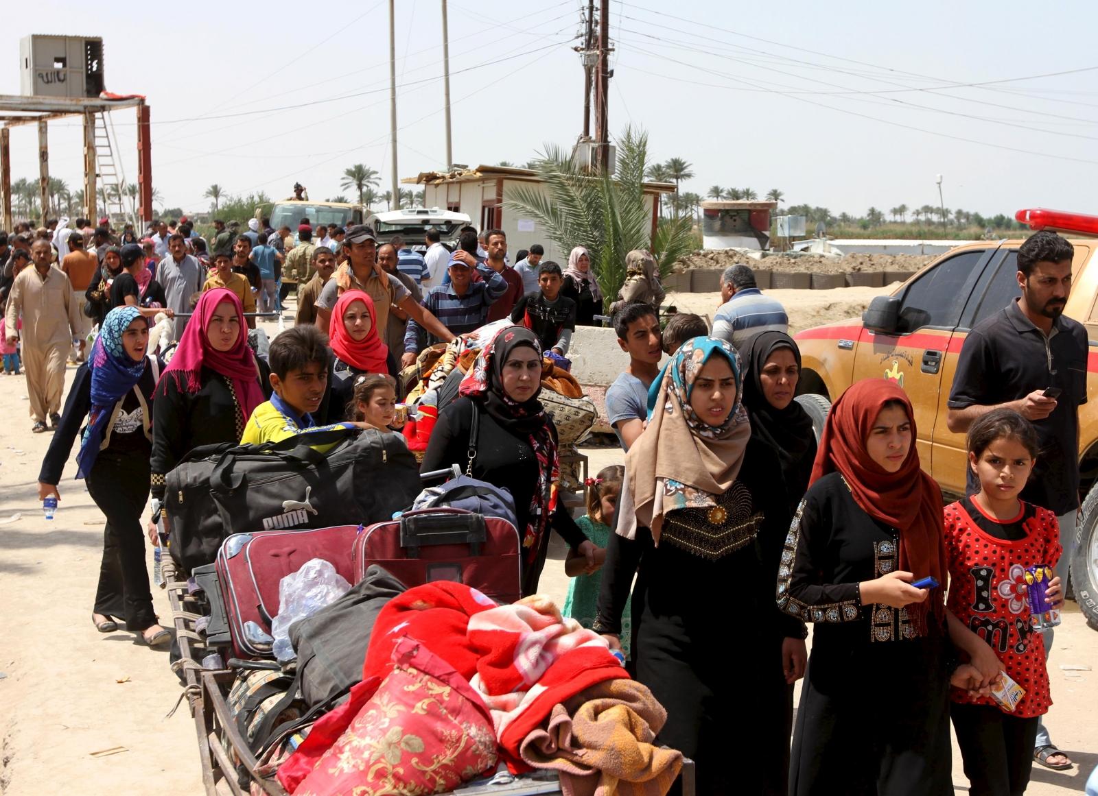 Iraq Isis crisis in Ramadi