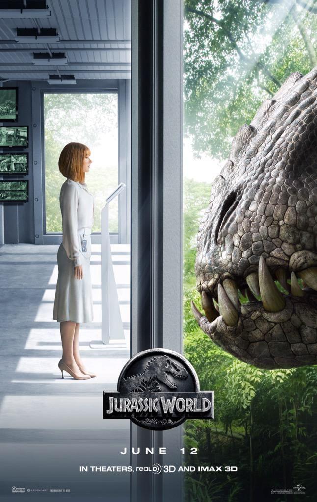 Jurassic World trailer live stream