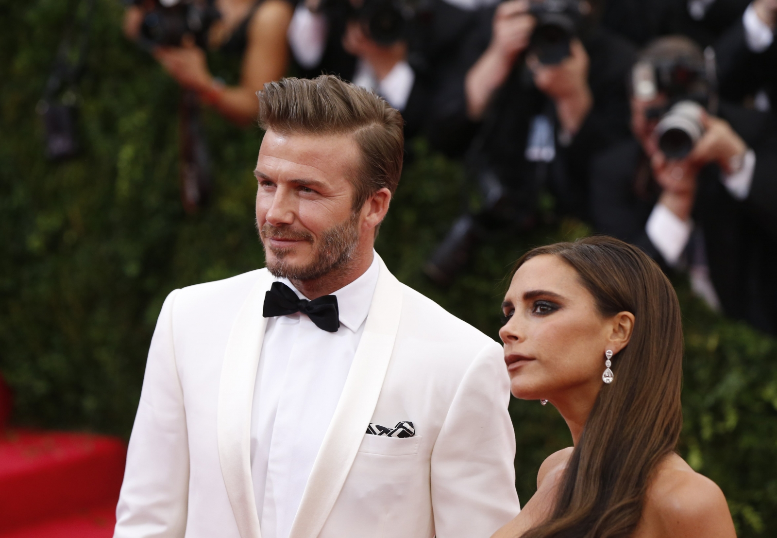 David Beckham reveals secret to his and Victoria's marriage