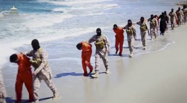Isis execution of Ethiopian Christians