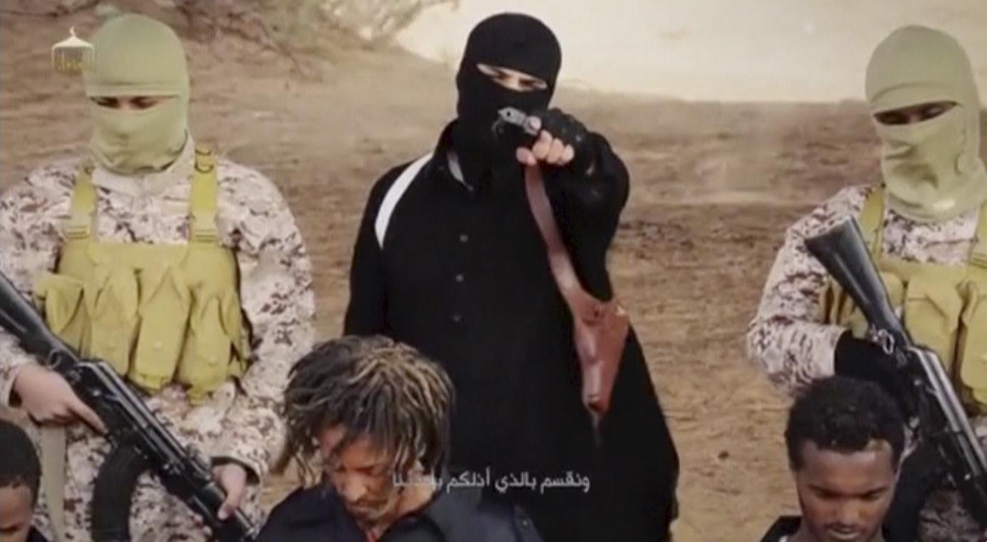 Isis execution of Ethiopian Christians