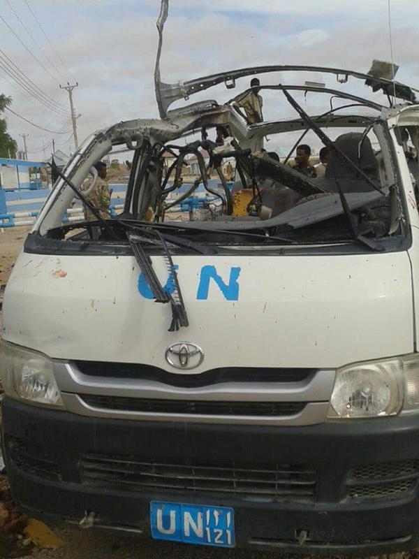 Somalia Puntland bombing