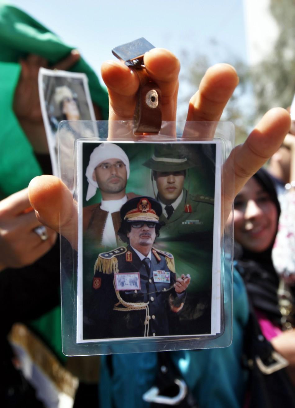 Gaddafis