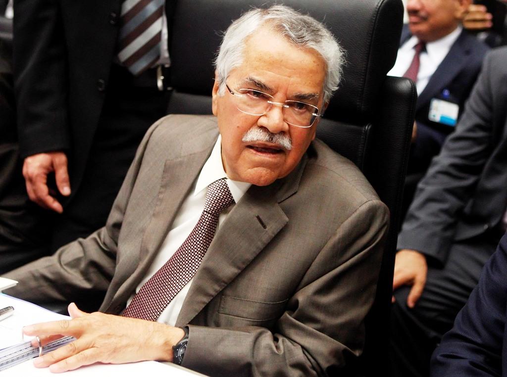 Saudi Arabia Oil Minister Naimi