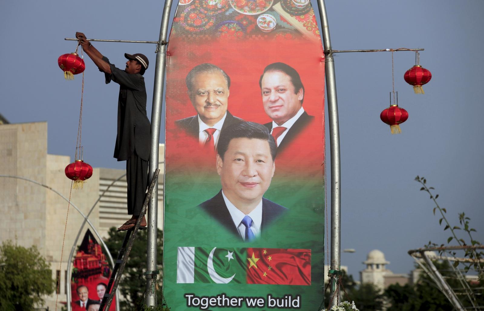 Xi Jinping visits Pakistan