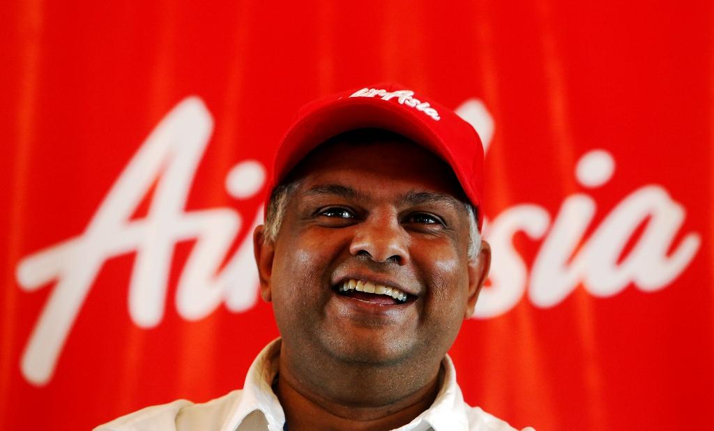 AirAsia Boss Tony Fernandes