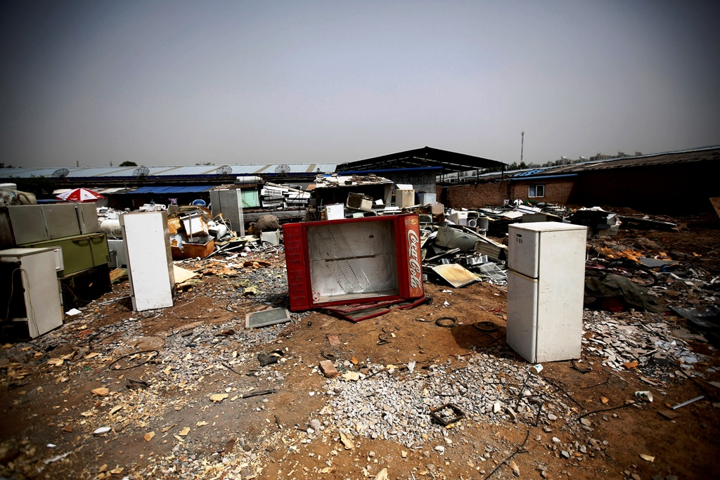 Global E-Waste Volumes Jump in 2014