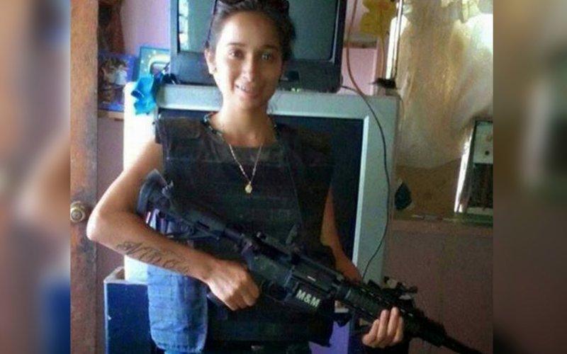 skinny girl La Flaca mexico drug cartel