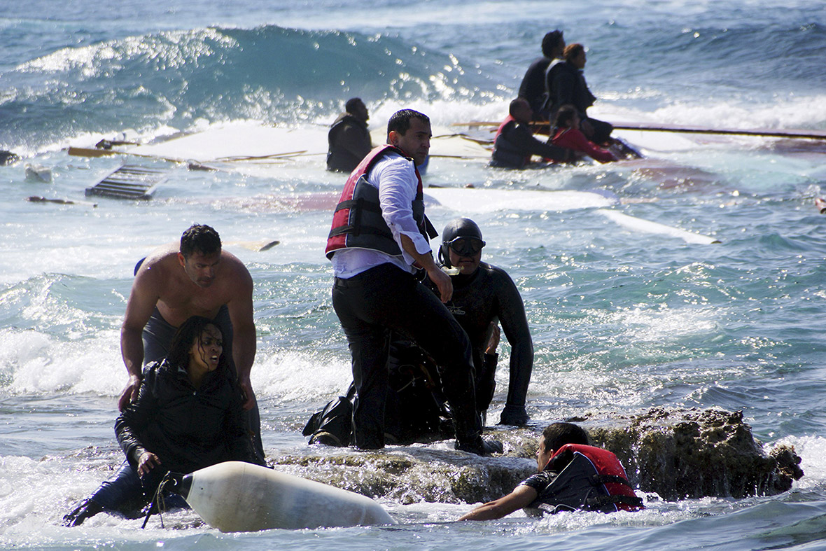 Mediterranean migrants