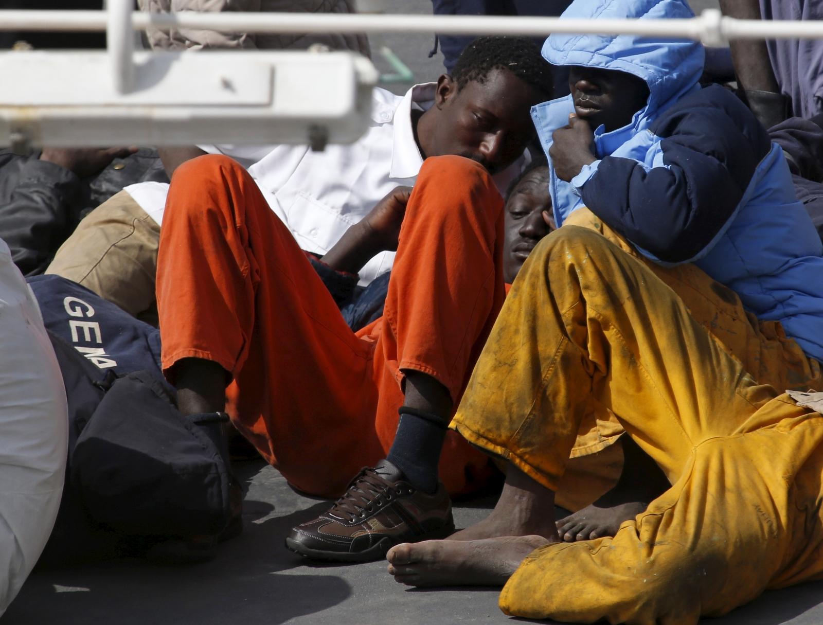 Mediterranean migrants tragedy