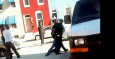Freddie Gray Baltimore police fatality