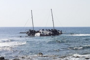 Mediterranean boat tragedy