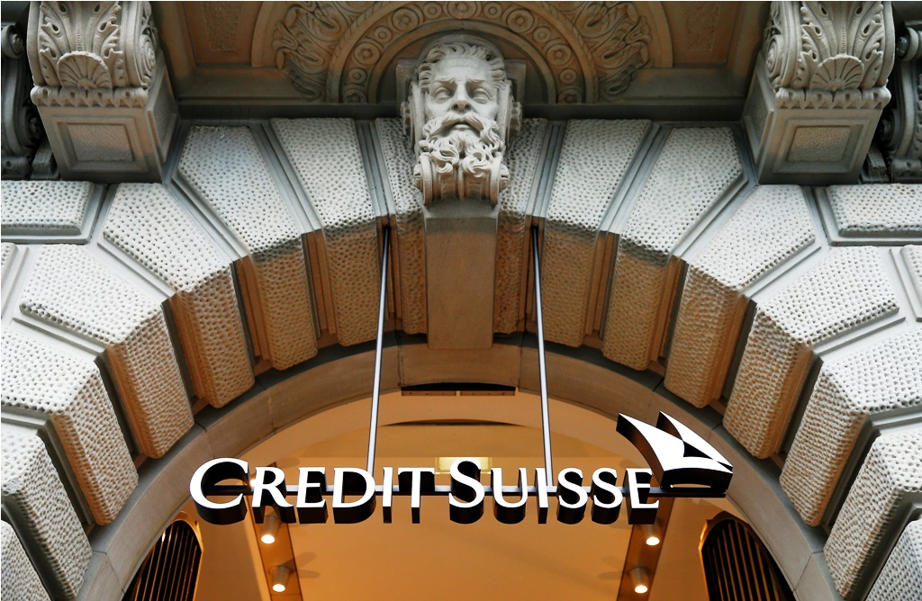 Credit Suisse Quarterly Results