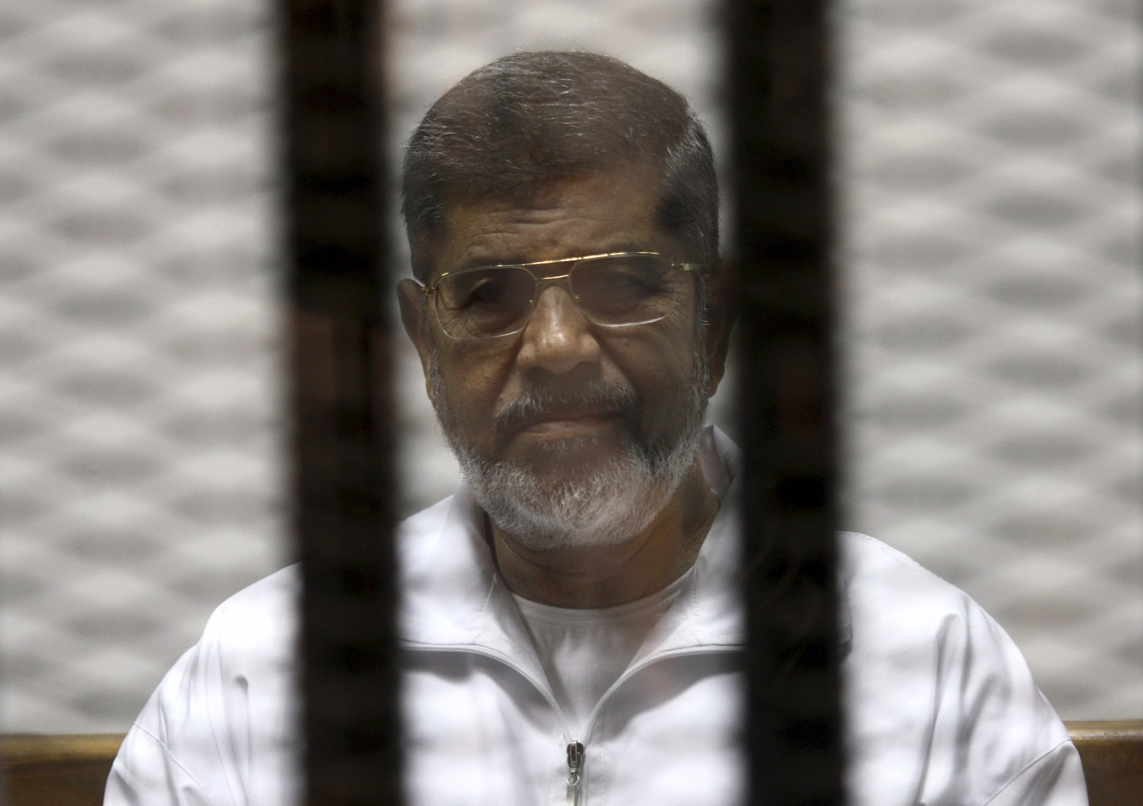 Mohammed Morsi Jailed Egypt