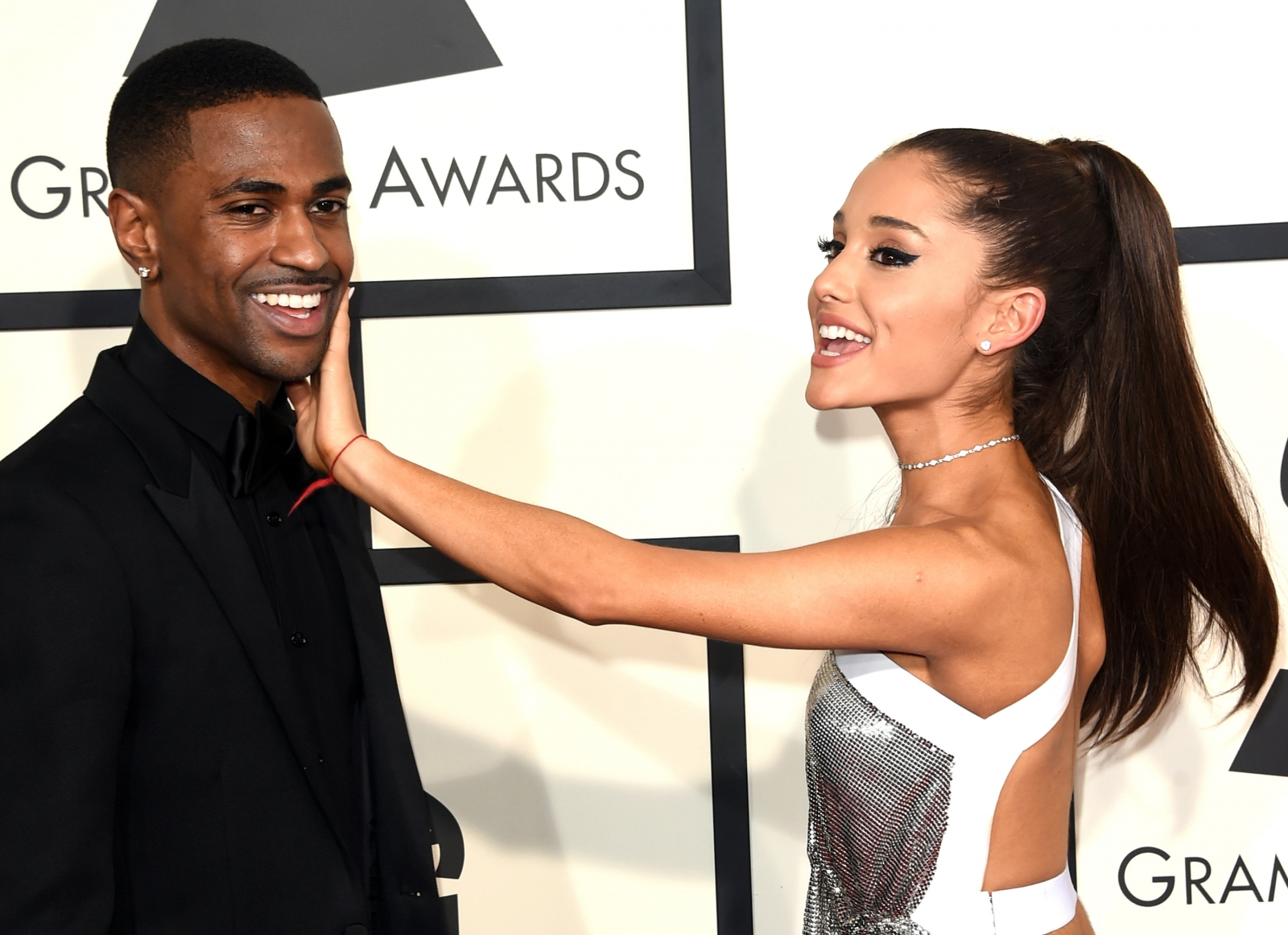 Ariana Grande and Big Sean