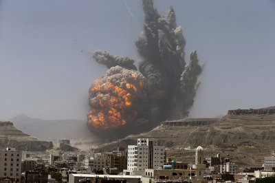Yemen air strikes