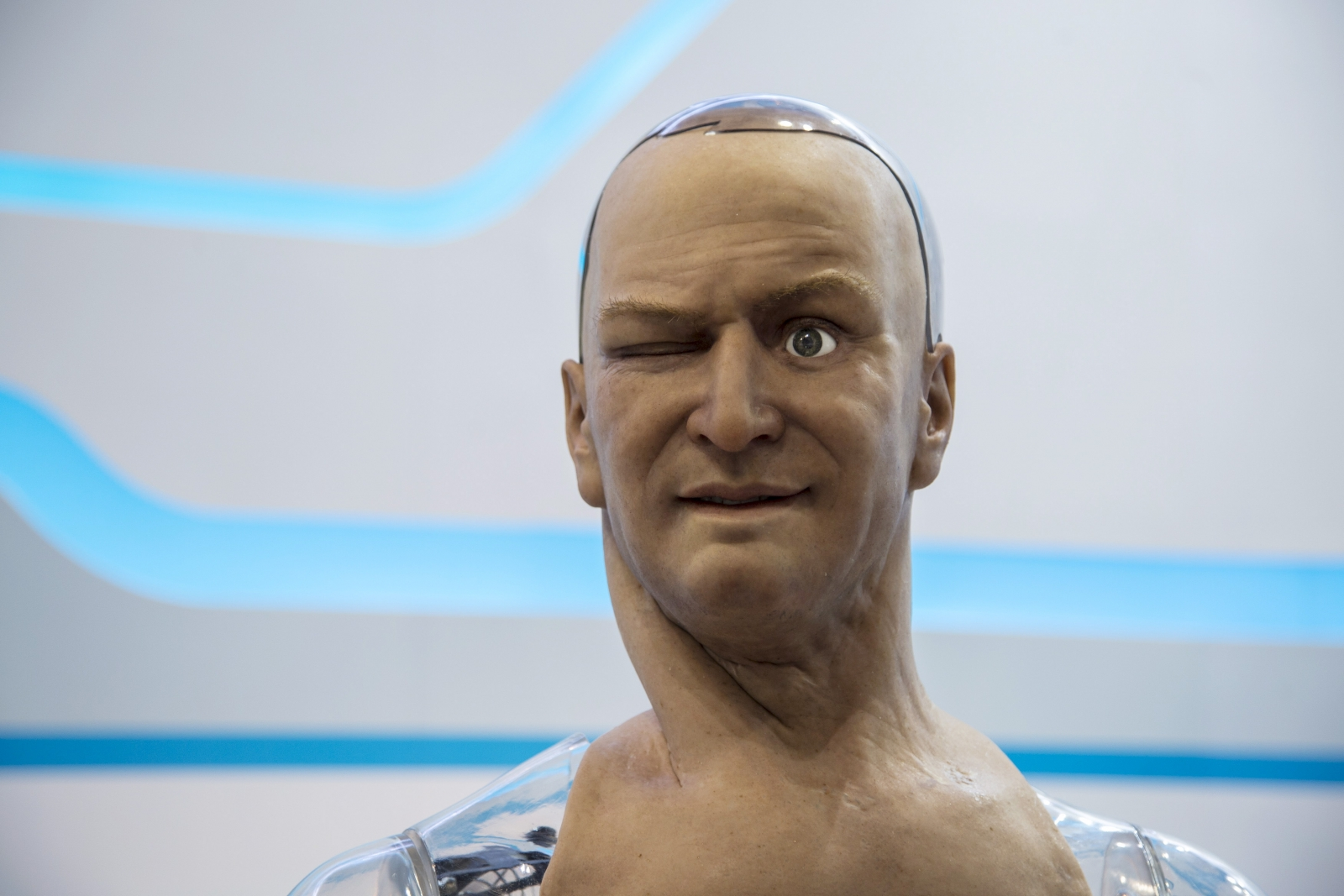 Han the humanoid robot