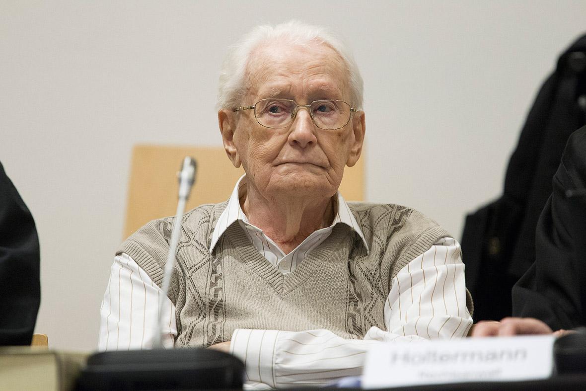 Oskar Grning