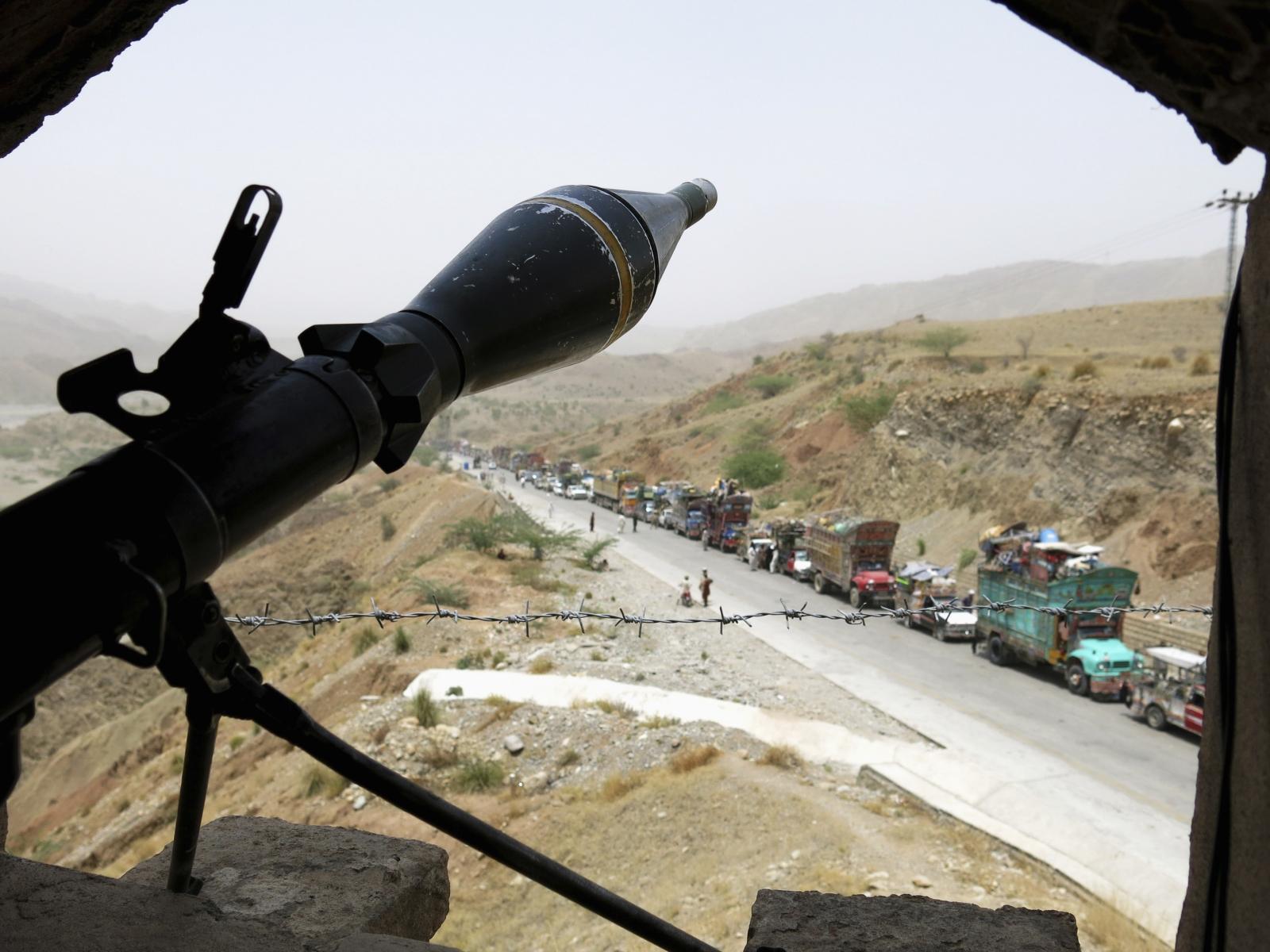 Pakistani Taliban insurgency