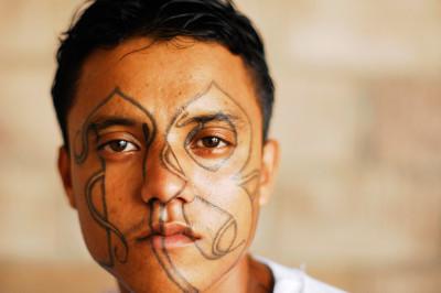 El Salvador gang 18