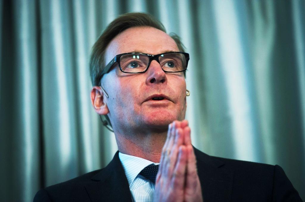 Volvo CEO Olof Persson