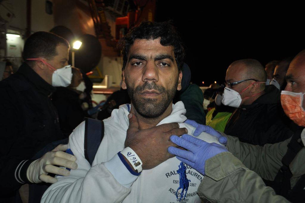 Alleged Syrian people smuggler