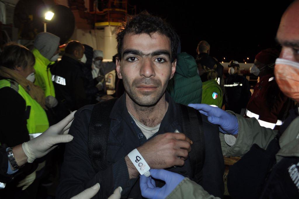 Alleged Syrian people smuggler Almotassem