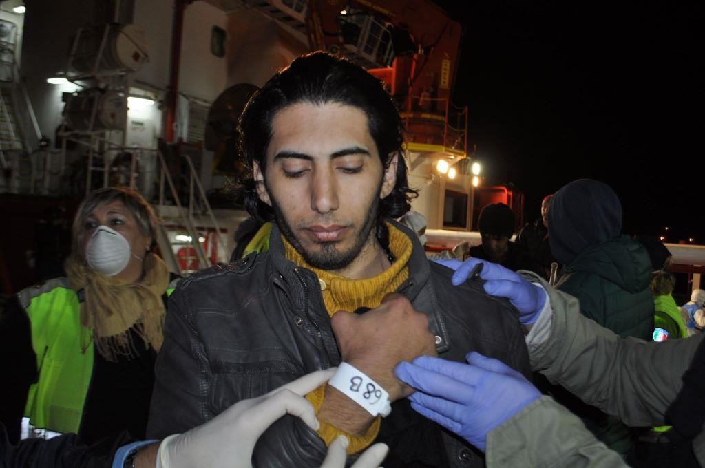 Alleged Syrian people smuggler Ahmmed