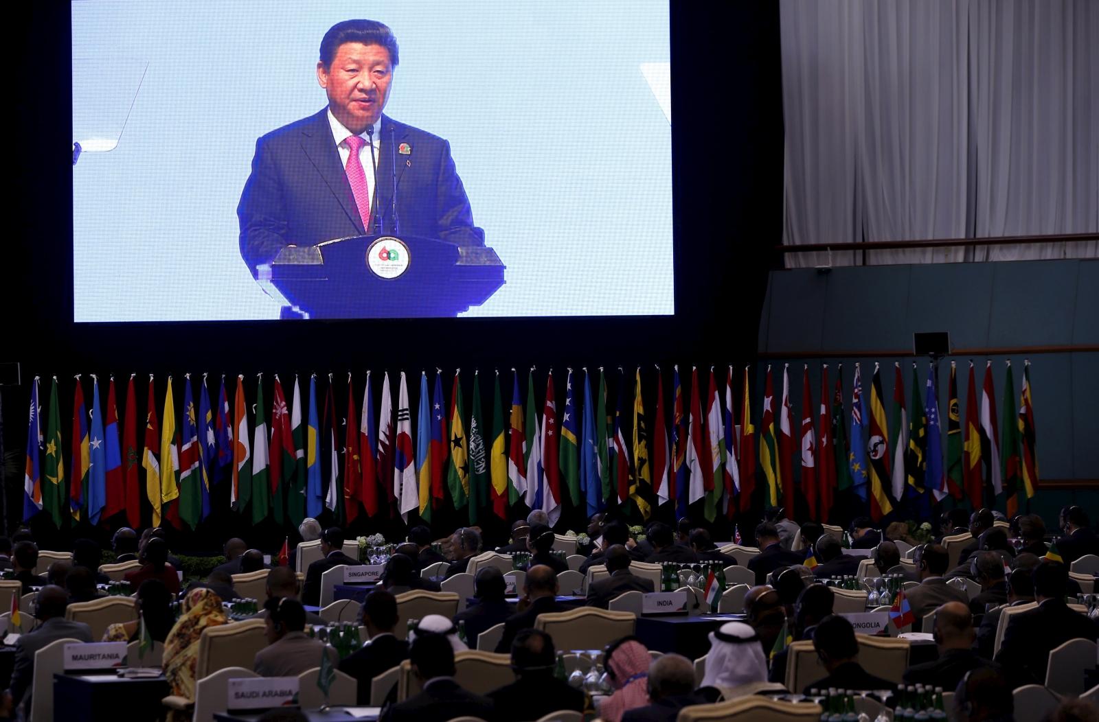 Asia Africa summit in Indonesia