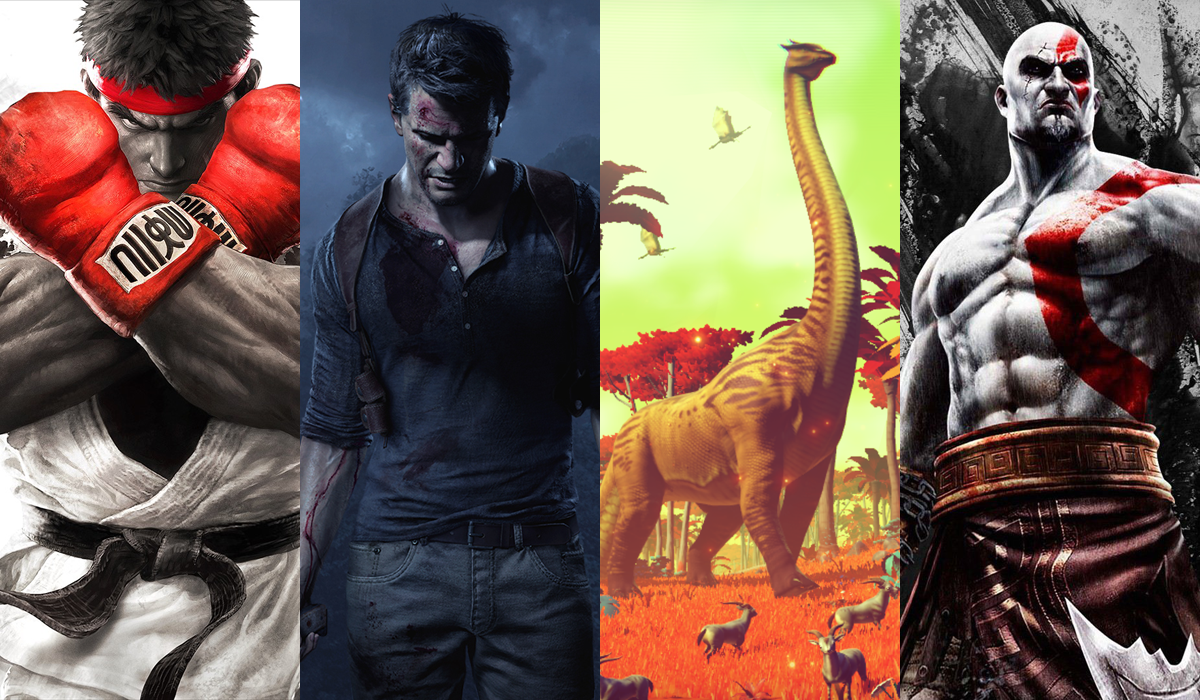 Sony E3 2015 PS4