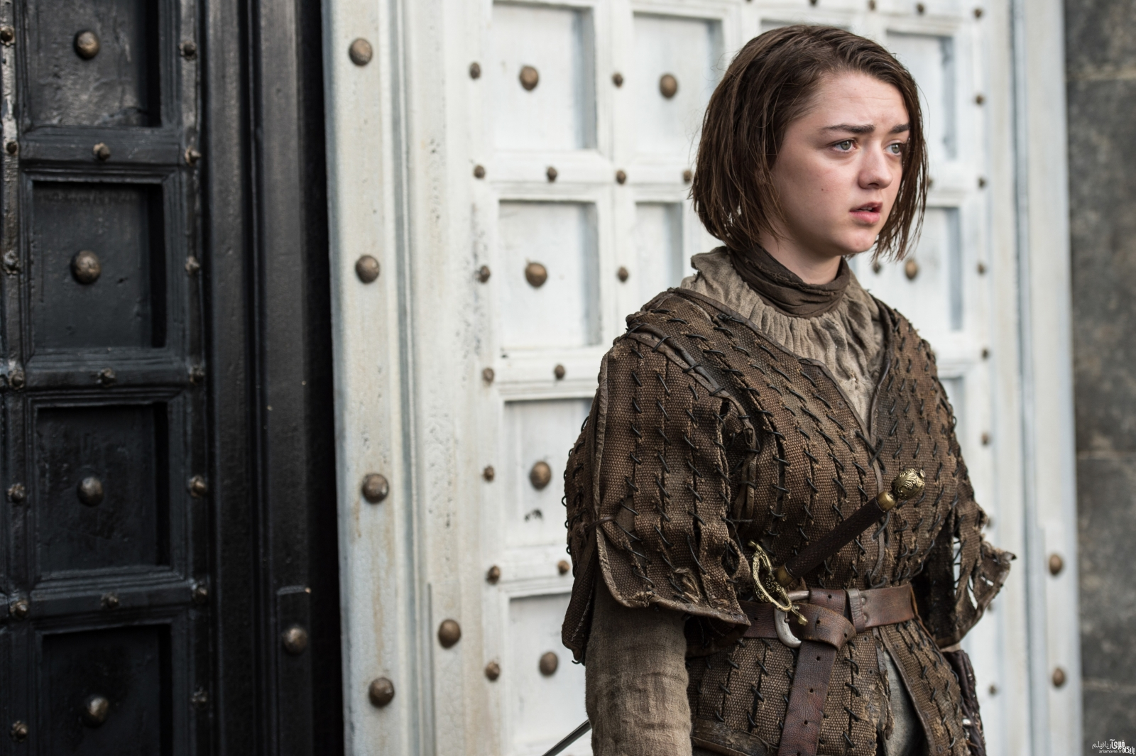 Arya Stark in Game of Thrones