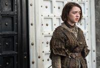 Arya Stark in Game of Thrones