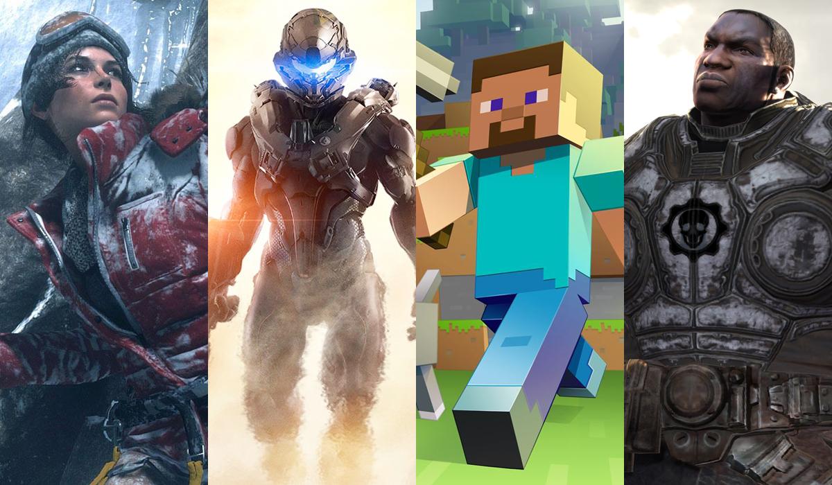Xbox E3 2015 Microsoft