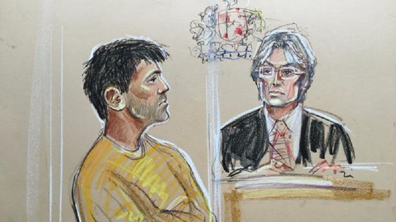 Navinder Singh Sarao on trial