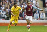 Aston Villa\'s Jack Grealish