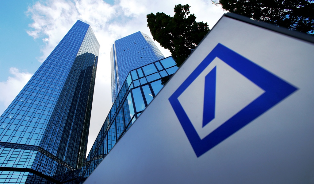 Deutsche Bank HQ