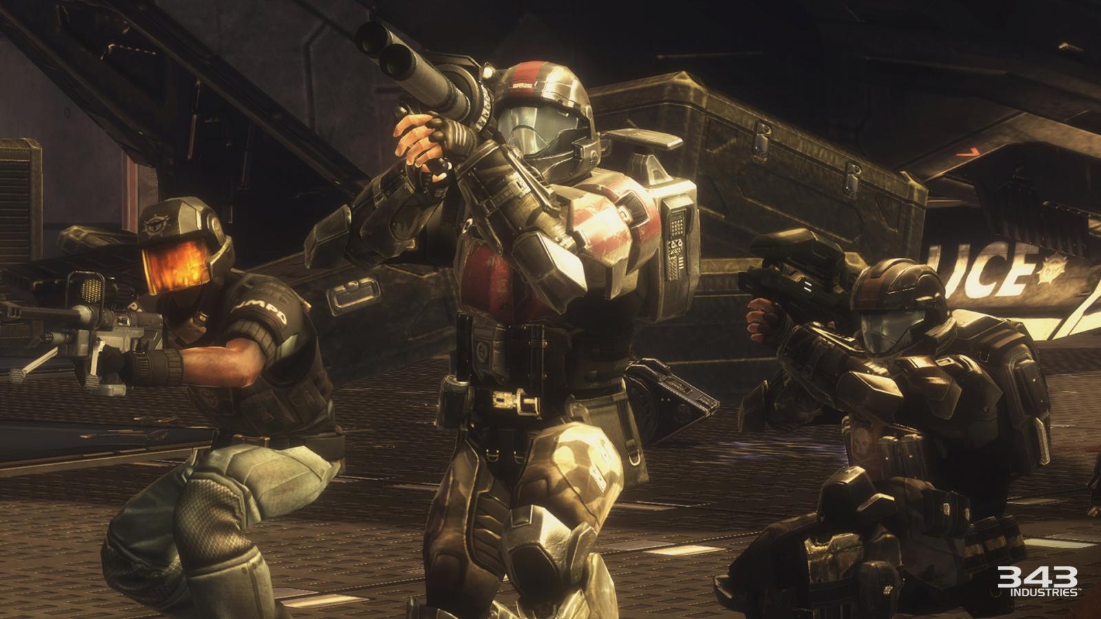 Halo ODST Xbox One