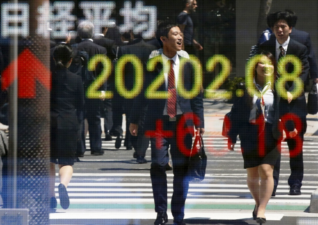 Japan's Nikkei 225 Share Average