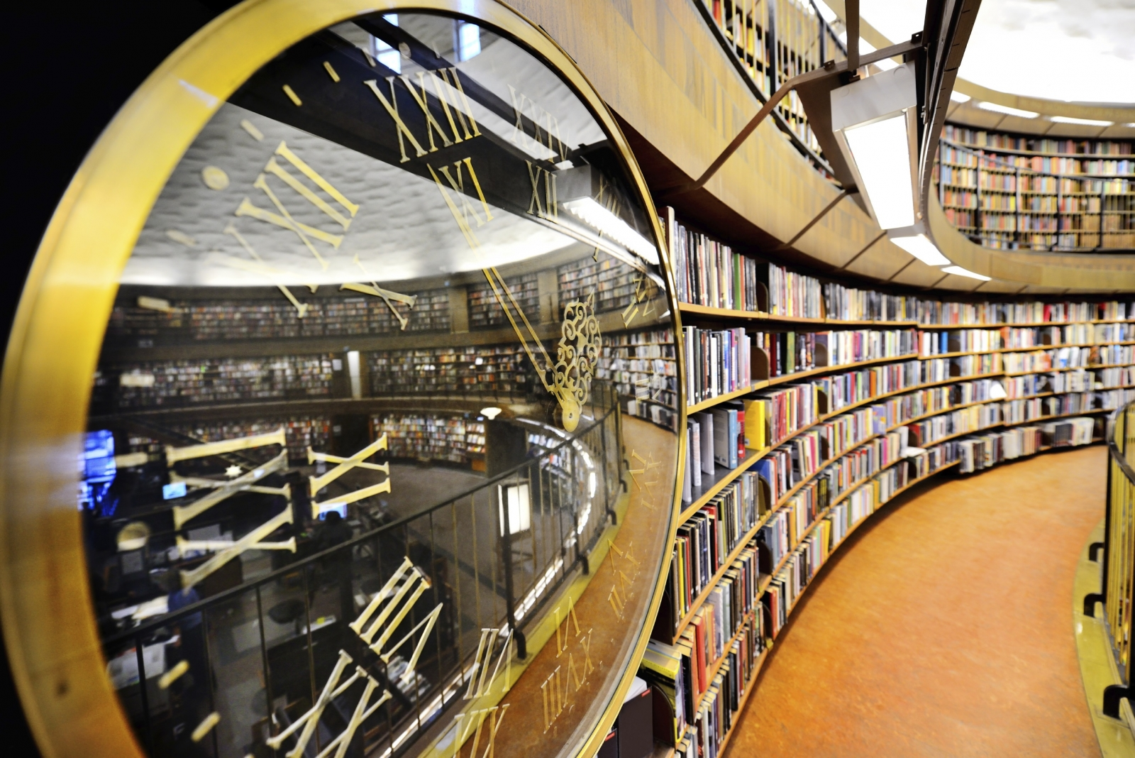 Public Library of Stockholm
