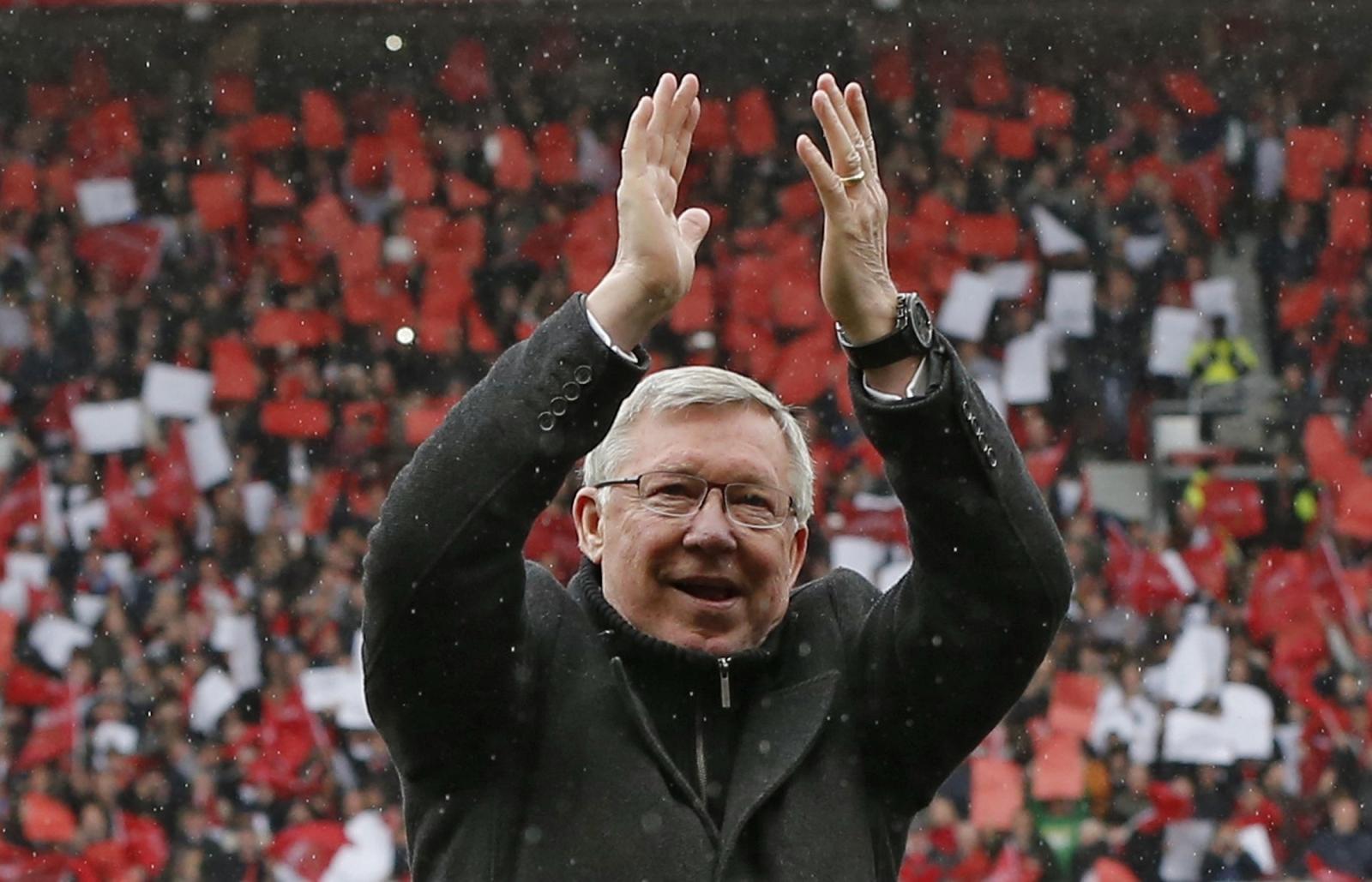 Alex Ferguson Govan Glasgow