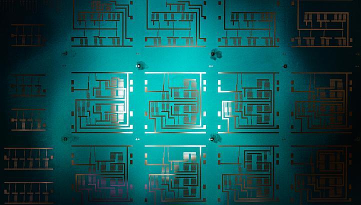 Printed Electronics Smart Wallpaper NTU