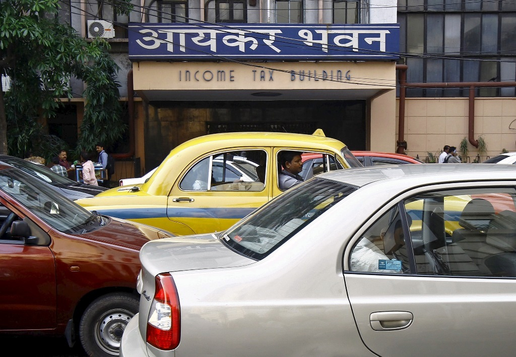 Tax Office India