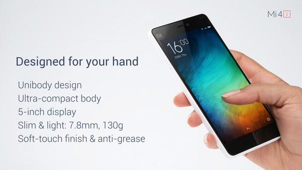 Xiaomi Mi 4i global expansion begins with Hong Kong and Singapore