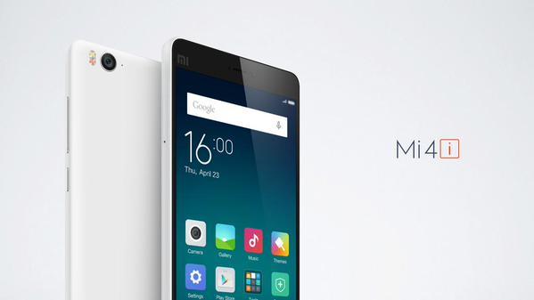 Xiaomi Mi 4i release date